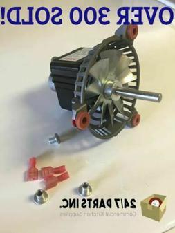 HARMAN PELLET STOVE EXHAUST- COMBUSTION BLOWER MOTOR FAN - P