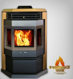 Comfortbilt HP22 Pellet Stove/Fireplace 50000 btu-Now in Apr