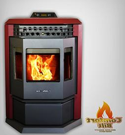 Comfortbilt HP22 Pellet Stove/Fireplace 50000 btu-Now in Bur