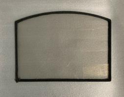 US STOVE King 5500 Door Glass With GASKET pellet stove