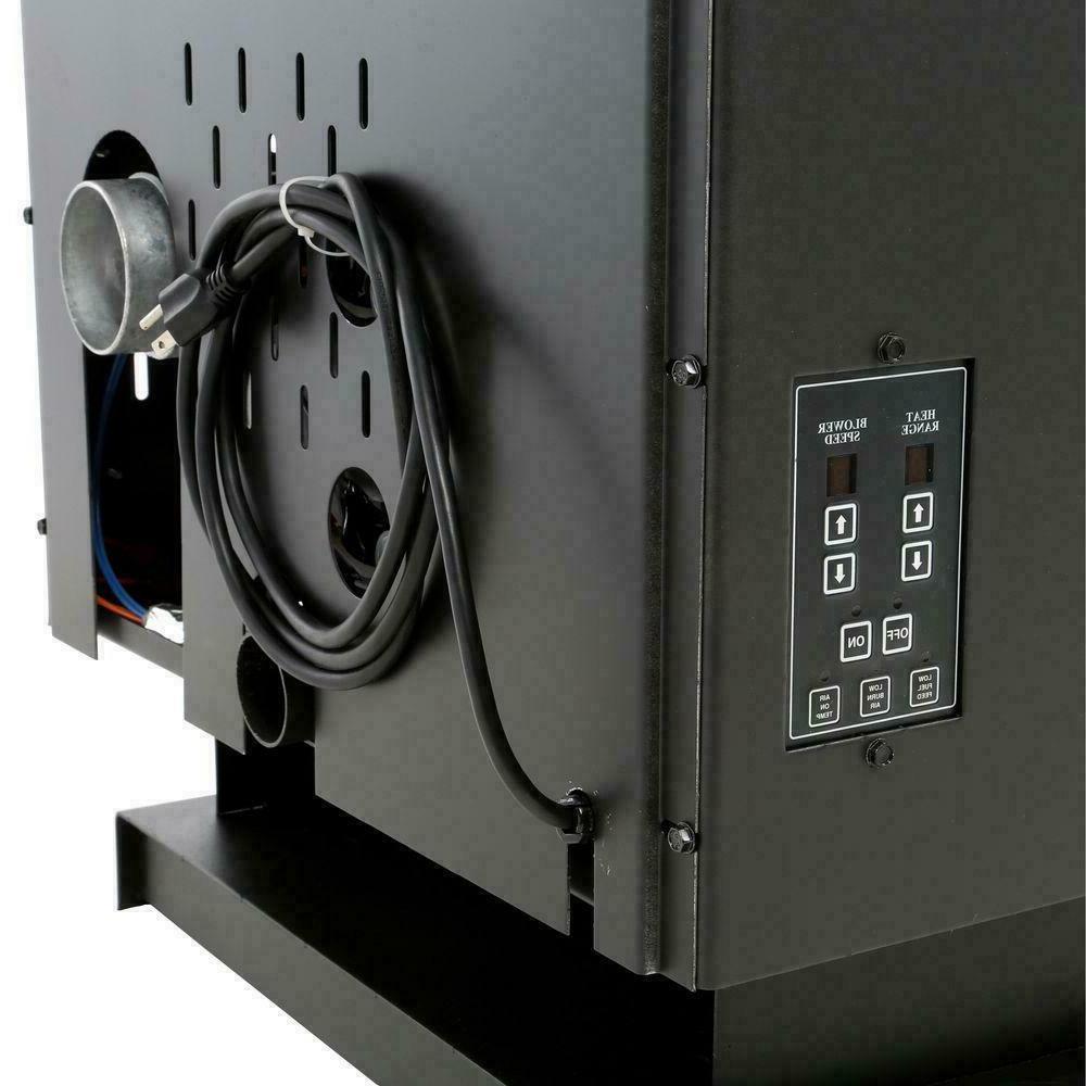 Summers Heat Pellet Stove-45894 Model