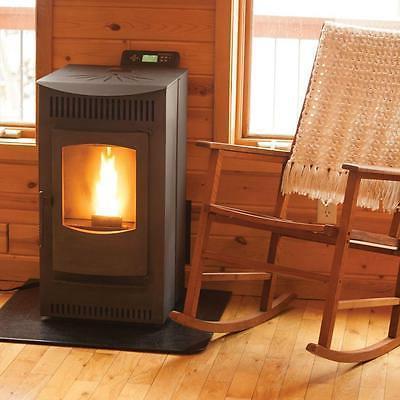 12327 Castle's Wood Stove Smart