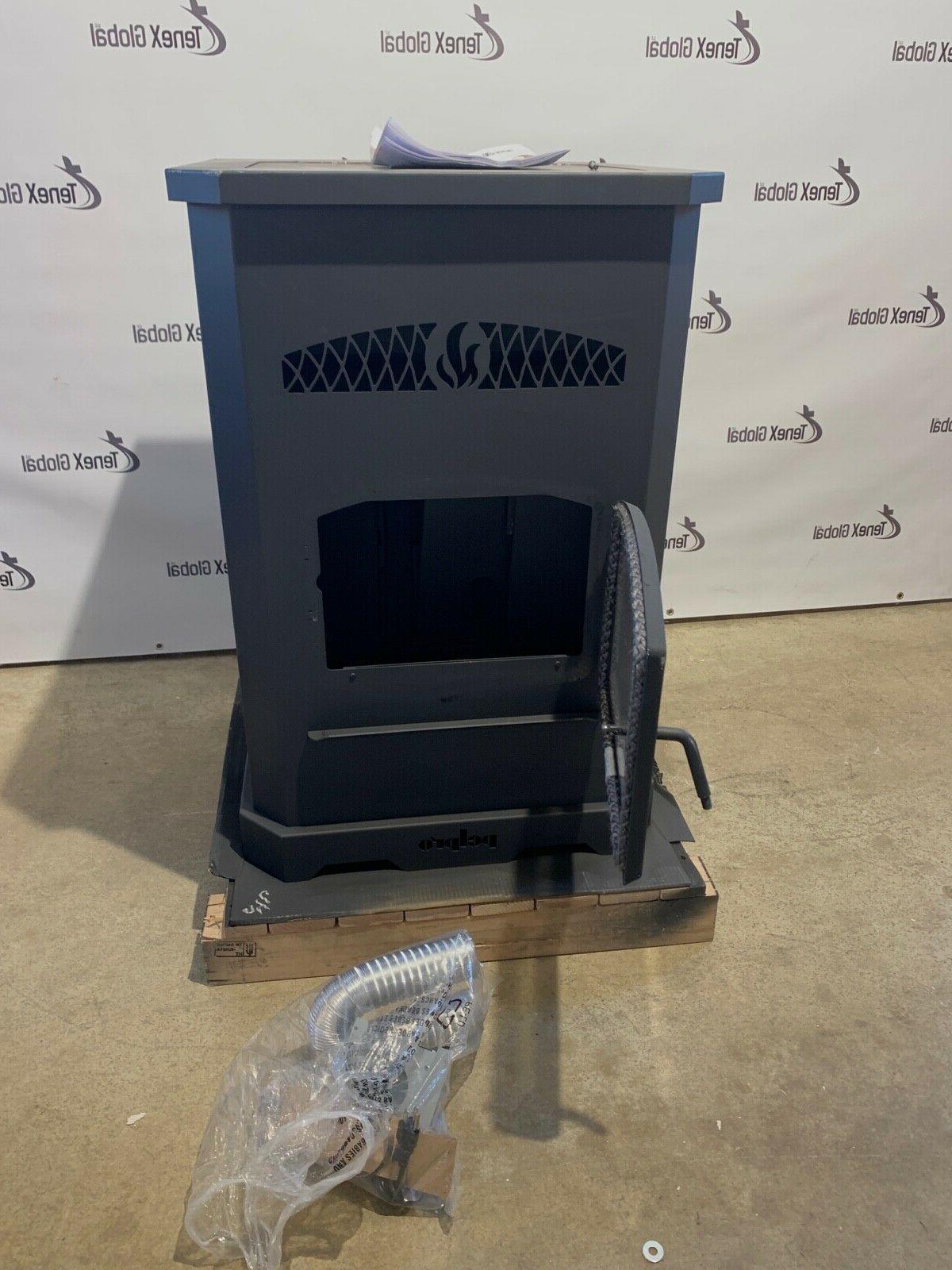2200 square footage pellet stove