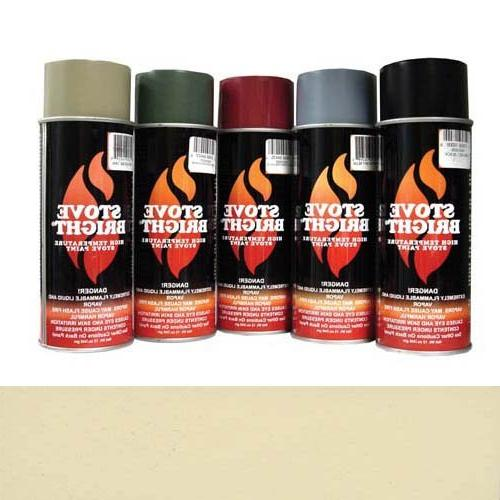 43255 almond stovebright stove paint