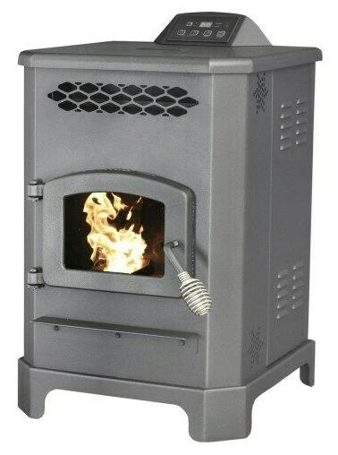5501s small footprint pellet stove
