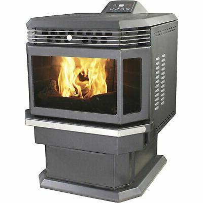 5660 bay front pellet heater