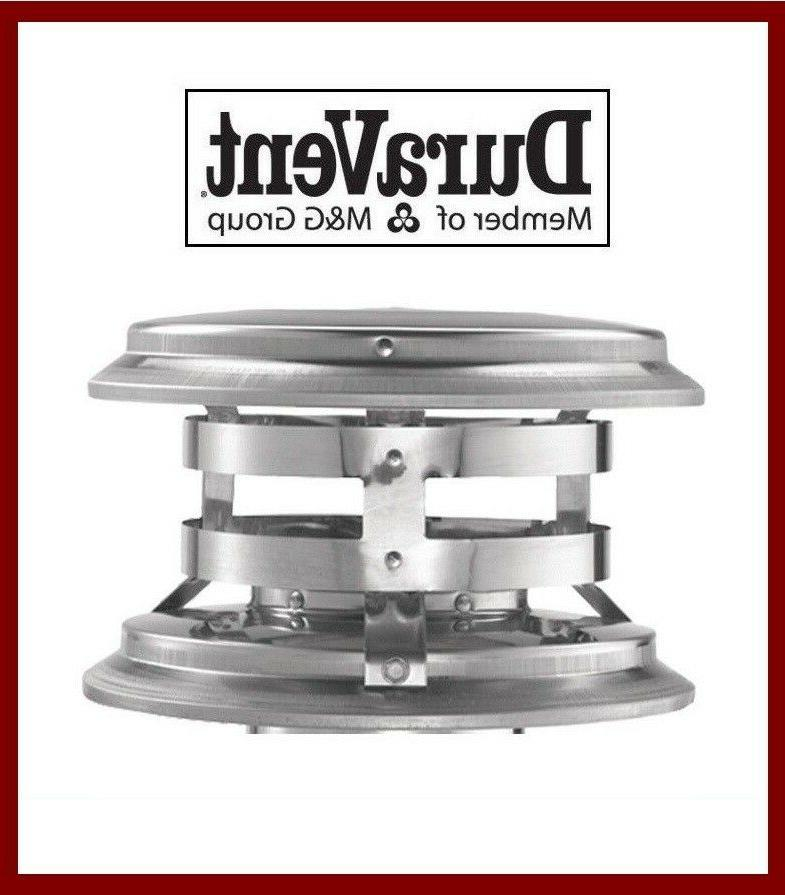 DURAVENT 6DT-VC DuraTech Chimney Cap