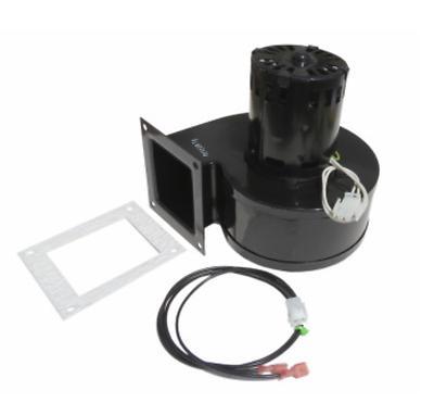 80622 convection distribution blower fan for pellet