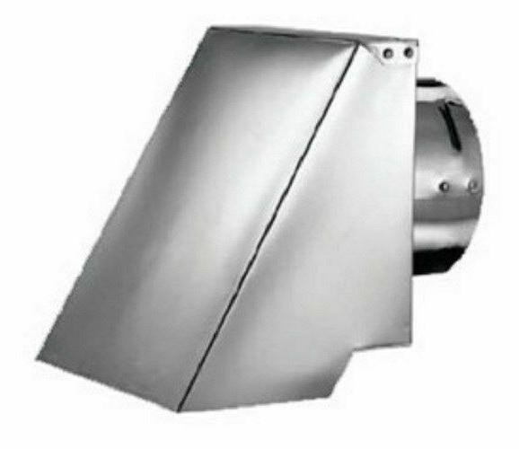 Dura-Vent 4PVP-HSC 4 PelletVent Pro Square Horizontal Termin