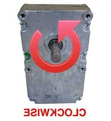 Are best 1 RPM Auger Motor for your King Pellet