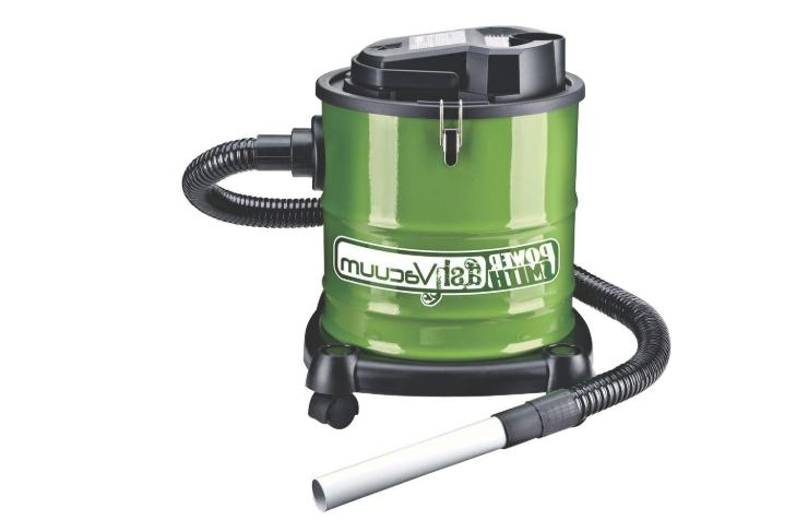 Ash Vacuum Cleans Warm Cool Wood Ashes Fireplace Pellet Stov
