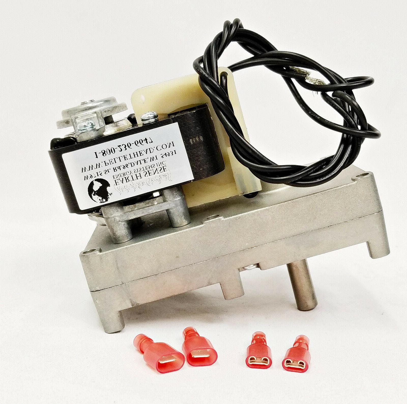 ef001 pellet stove auger feed motor envirofire