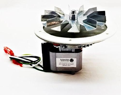 englander pellet combustion blower kit