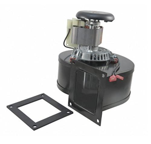 breckwell pellet stove convection motor blower c