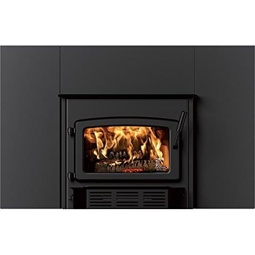 century wood burning fireplace insert