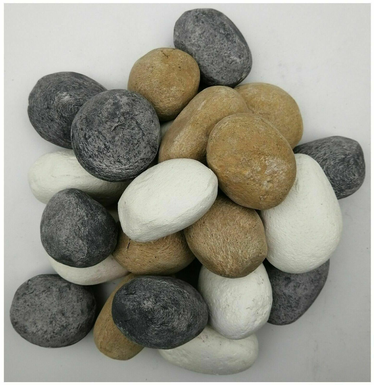 ceramic fibre stonelike pebble for gas ethanol