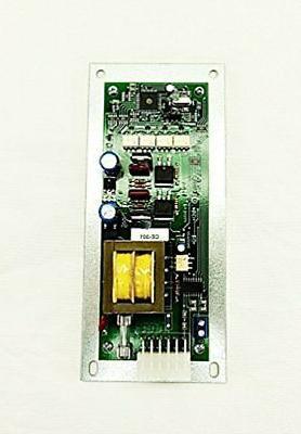circuit control board panel