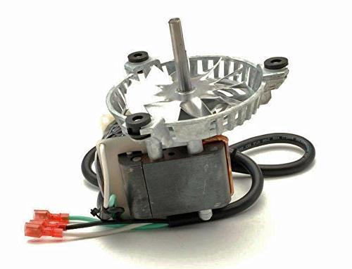 combustion exhaust fan motor