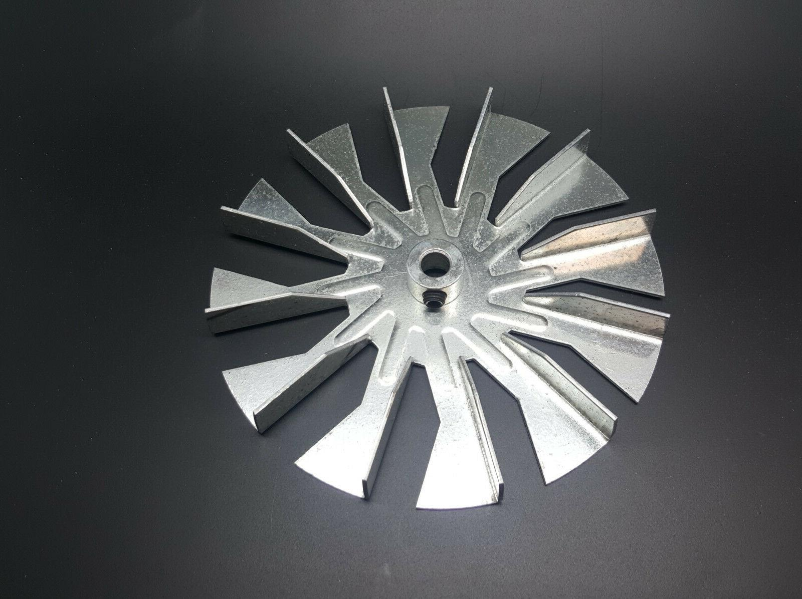 "Combustion Motor Fan Blade, 5"" - Fits of Stove"