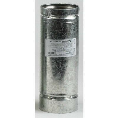 SELKIRK CORP 243012 3x12 Pellet Stove Pipe