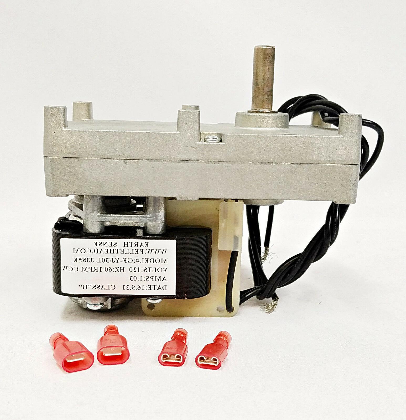 Englander Pellet Auger Feed Fuel Motor PU-047040,
