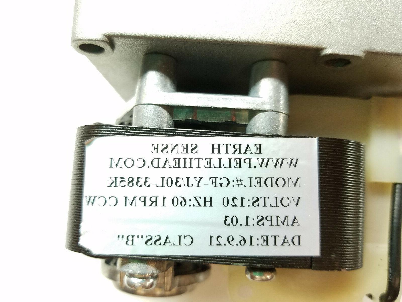 Englander Pellet Stove Auger Motor PU-047040,