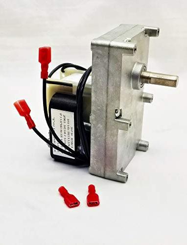 englander pellet stove feed motor