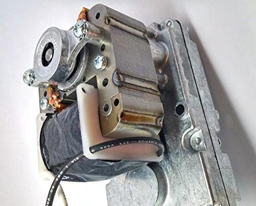 ENVIRO FIRE Pellet Motor RPM CW Auger