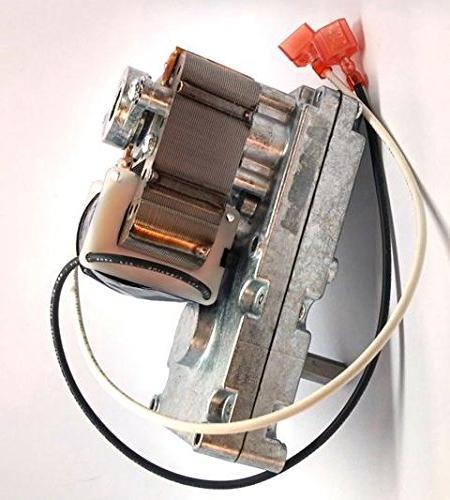 ENVIRO EF001 Pellet Feed Motor 1 RPM CW