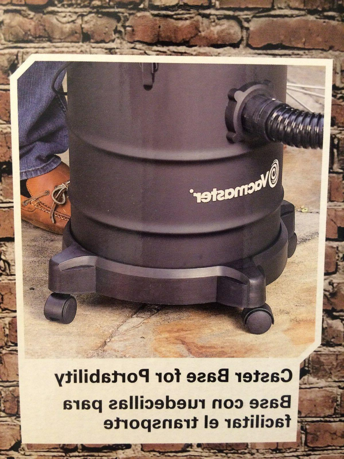 FIREPLACE PELLET STOVE CLEANER VACMASTER AMP 6 POT
