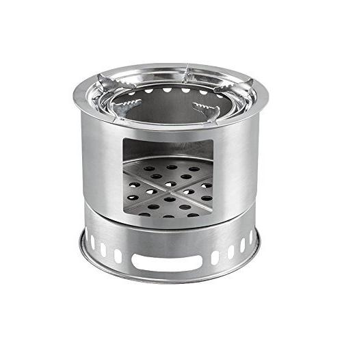foldable stainless steel stove
