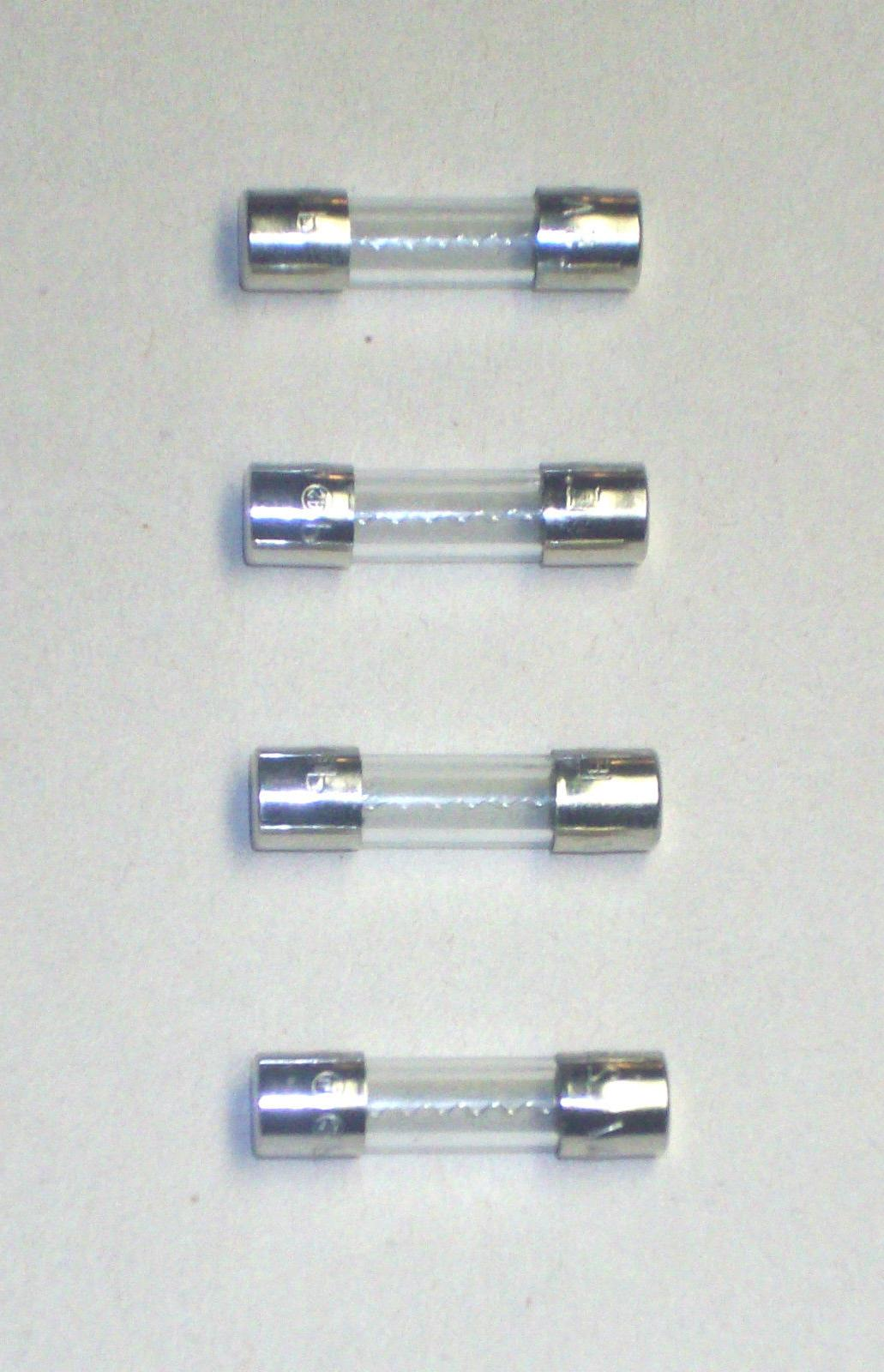 four 50 833 circuit board fuses 5