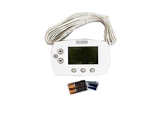 Quadrafire  U0026 Heatilator Programmable Wall Thermostat W
