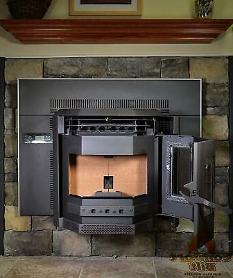 ComfortBilt HP22I 2,200 ft. Stove Capac