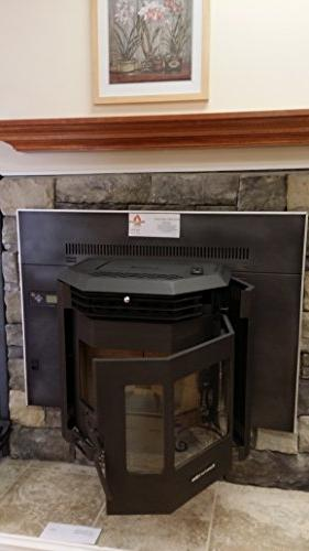 Comfortbilt HP22i Stove/Fireplace Insert 42,000 Btu