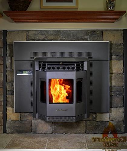hp22i pellet stove fireplace insert