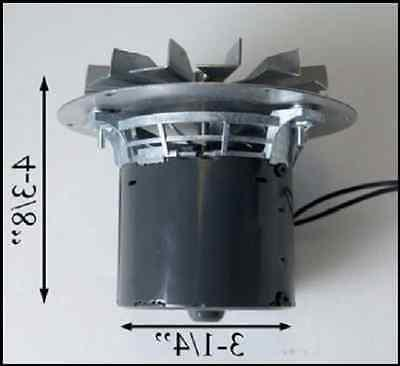 Avalon Pellet Stove Combustion Exhaust Motor 93005535. TODAY!