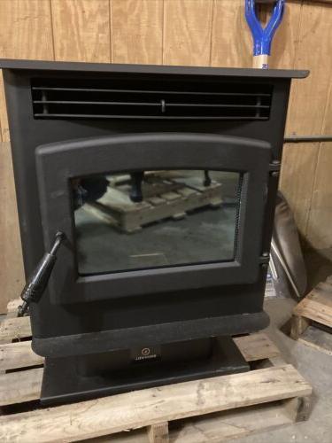 maverick pellet stove brand new