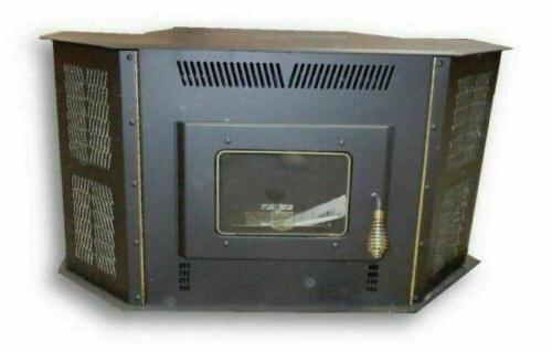 New Burning Stove Up BTU Fireplace