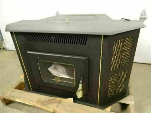 new corn pellet burning stove up to