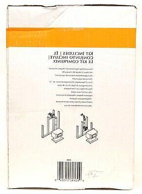 New Pellet Venting Kit Lock Pipes 3100