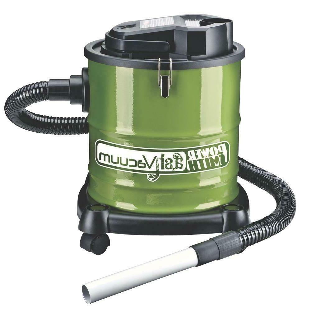 Powersmith PAVC101 Electric 3 Gallon Ash Vacuum Pellet Stove