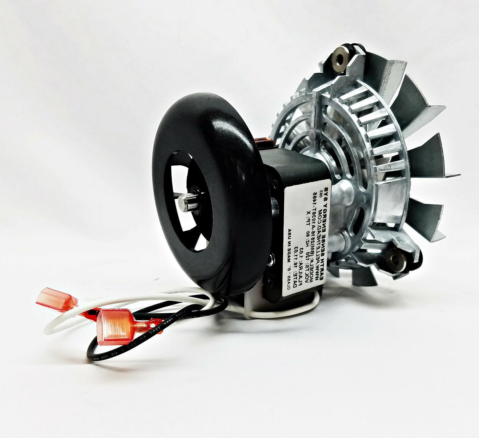 Danson PELPRO Combustion Exhaust Fan Blower Motor 70 CFM 812