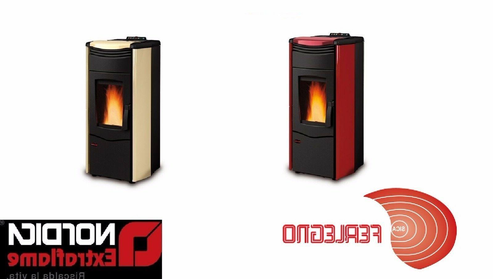pellet stove 14 2 kw n air