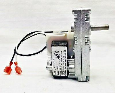 pellet stove auger feed motor xp7000 whisper