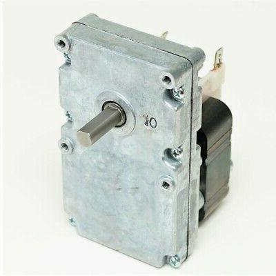 pellet stove auger gear feed motor
