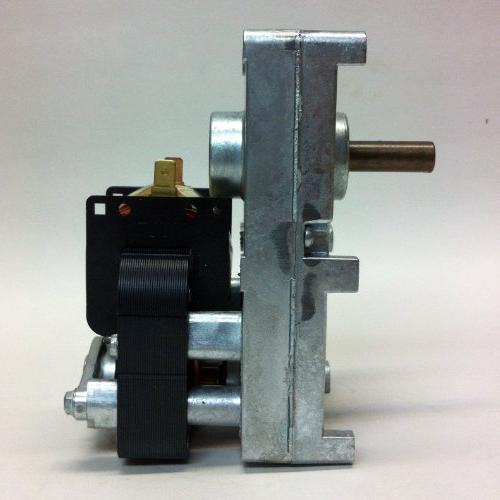 pellet stove auger gear motor