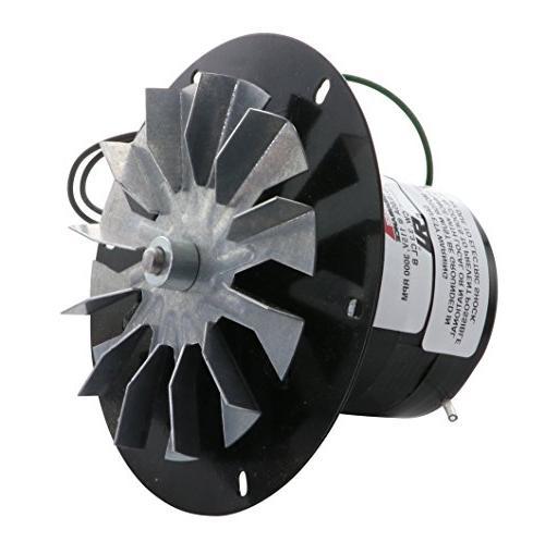 Pellet 1/60 hp, RPM, 0.3 115V Rotom # HB-RBM120