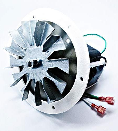 pellet stove combustion blower kit
