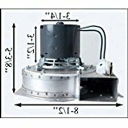 PELLET STOVE COMBUSTION BLOWER for Stoves